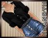 Abir Outfit Black