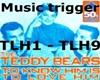[HB]Trigger Teddy Bears