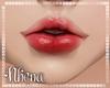 & Ketty Lips Reddish