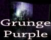 Grunge Purple Room