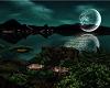 Night on the Moon Lake