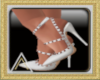 (AL)Ayla Heels White