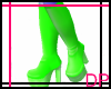 [DP] Lime Boots