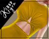 #K. Ghea Dress Mustard