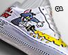 'Tom & Jerry' Kicks