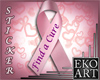 Breast Cancer Ribbon HP
