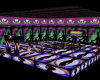 Rainbow room w/2 hidden