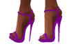 Small Purple Heels
