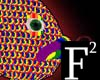 F2 Rainbow Fish Head