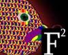 F2 Rainbow Fish Head