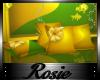 Summer Daisy Pillows