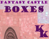 (KK)PRNCSS CASTLE BOXES