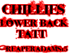 (Ra) chillies lowerb tat