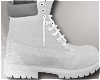 Winter White Tims Boots
