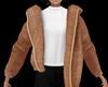 Winter Coat + Top