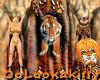 ~Oo Tiger Warrior Cloak