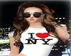 I love NY poster