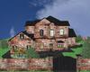 Modern Brick Mansion