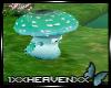 Animated mushroom