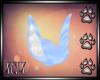 XCLX BGum Kitsune Ears