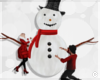 !© Giant Pose Snowman