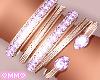 Lilly R Bracelets