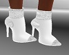 FG~ Holiday White Boots