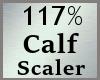 117% Calves Scale MA