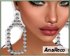 ASexy Silver Earrings