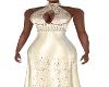 Anastsha Cream Gown