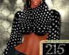 $TM$ Spice Black Sweater