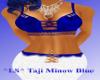 ^LS^ Taji Minow Blue