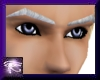 ~Mar Eyebrows M White