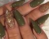 Long Nails + Rings