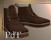 PdT Casual Brn Boots M