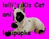 lolli's Kis cat