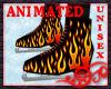 Skates - Flames (unisex)