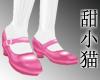 TXM School Shoes Pink