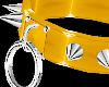 B! Yellow Collar PVC