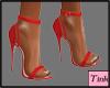 pez red heels