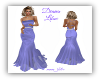 Diana Lilac Gown