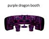 Purple Dragon booth