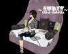 ~atrix~Garden sofa  !!!