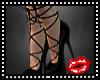 Black Staletto Heels