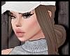 SnapBack HAIR-brown
