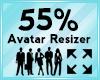 Avatar Scaler 55%