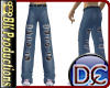 BK Scene Trashed Jeans