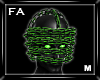 (FA)ChainFaceOLM Grn