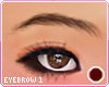 ♡ Brows V1 l brown