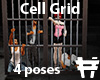 [RC] Cell grid 4 Poses
